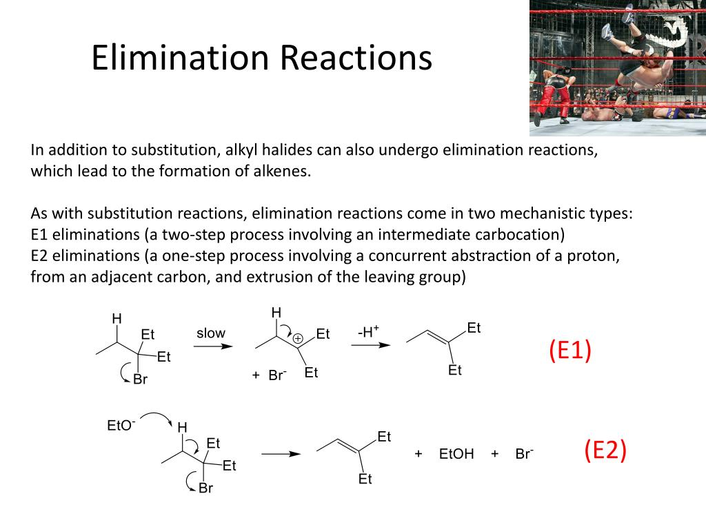 Ppt Elimination Reactions Powerpoint Presentation Free Download Id 813539 What is addition elimination reactions
