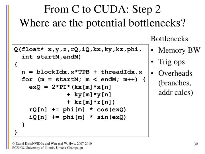 From C to CUDA: Step 2