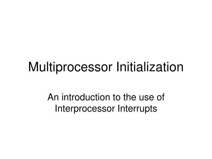 an introduction to peripheral devices