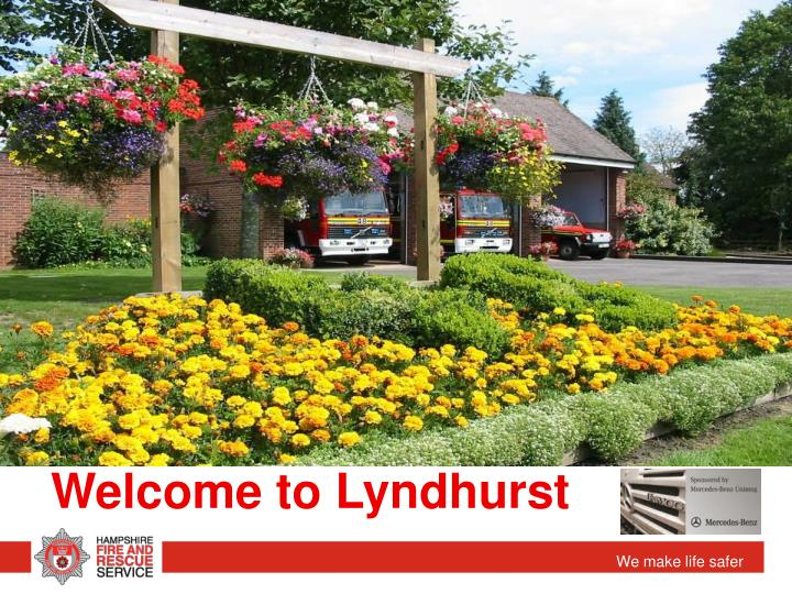 welcome to lyndhurst n.