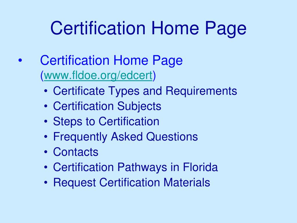 powerpoint welcome certification ppt presentation