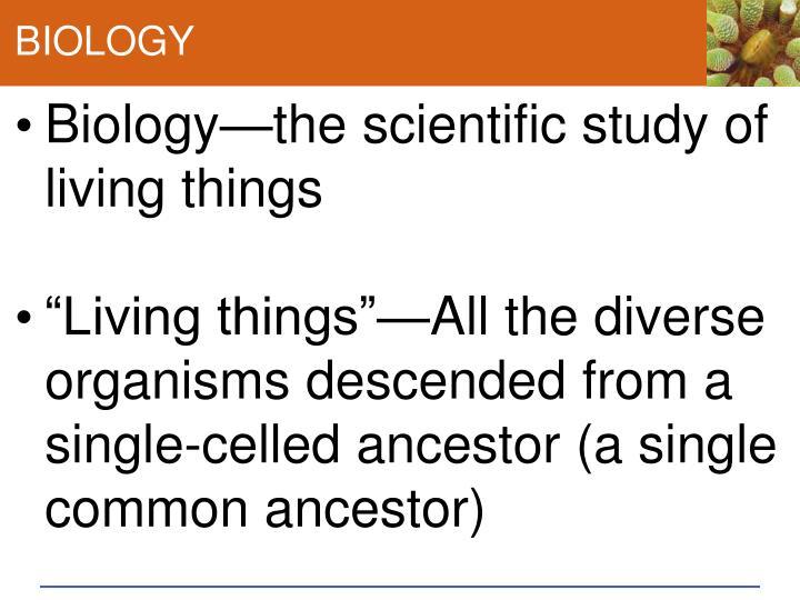 Biology1