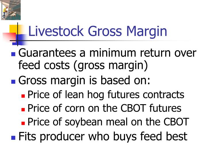 Livestock Gross Margin