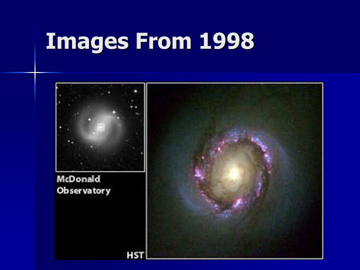 Images From 1998