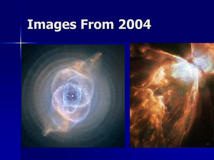 Images From 2004
