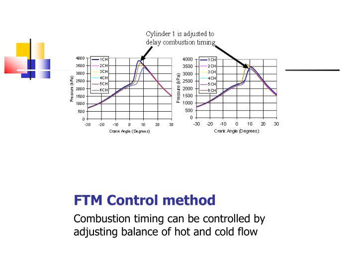 FTM Control method