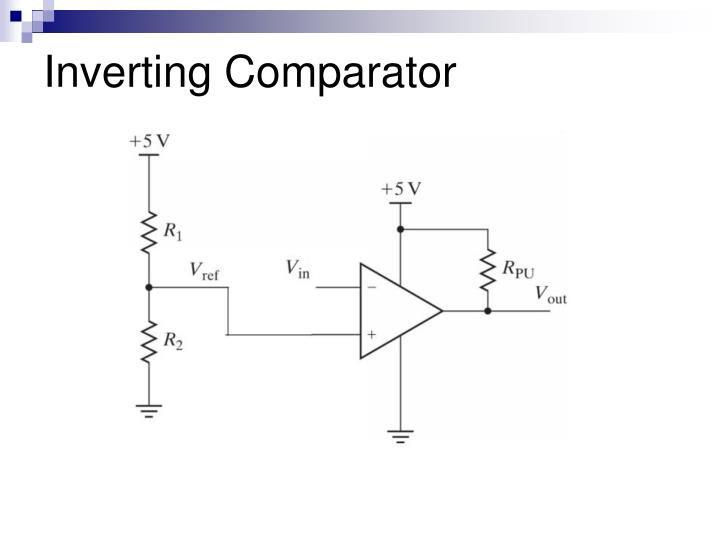 ppt - comparators powerpoint presentation