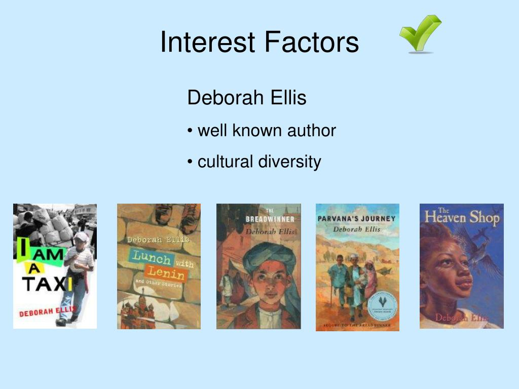 Interest Factors