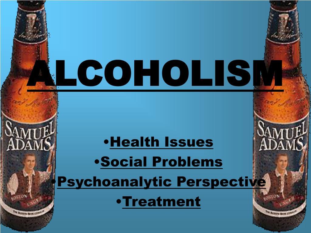 alcoholism l.