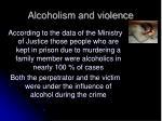alcoholism and violence21