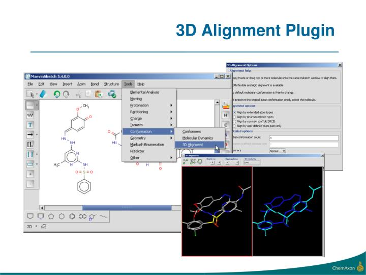 3D Alignment Plugin