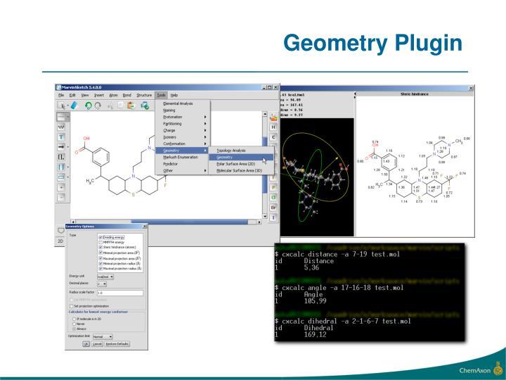Geometry Plugin