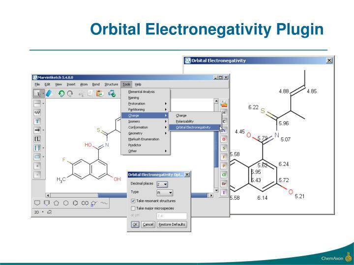 Orbital Electronegativity