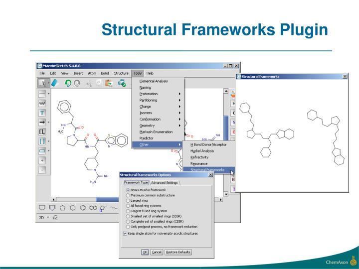 Structural Frameworks Plugin