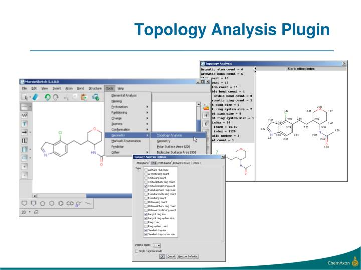 Topology Analysis Plugin