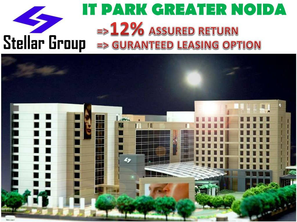 IT PARK GREATER NOIDA