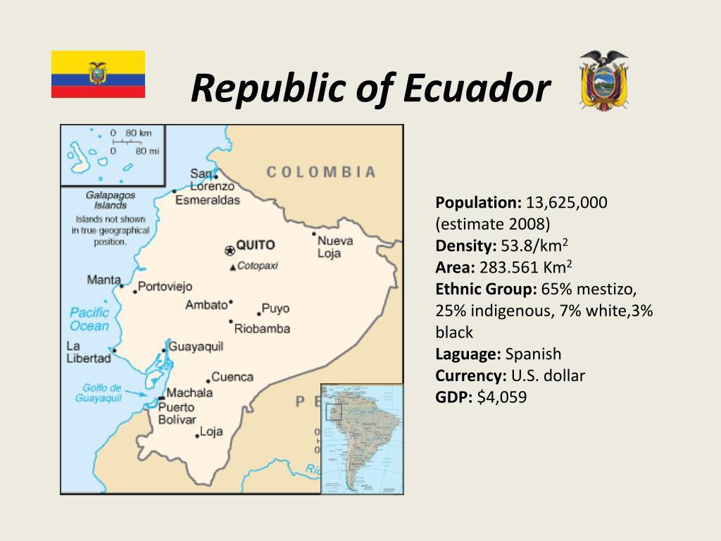 republic of ecuador l.
