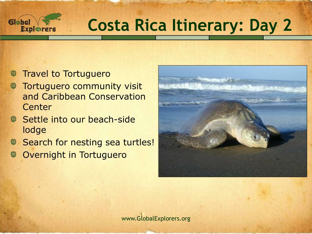 Costa Rica Itinerary: Day 2