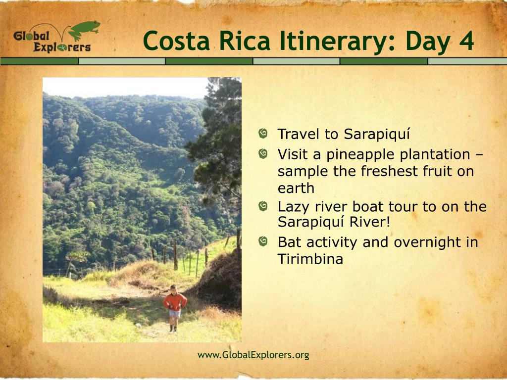 Costa Rica Itinerary: Day 4
