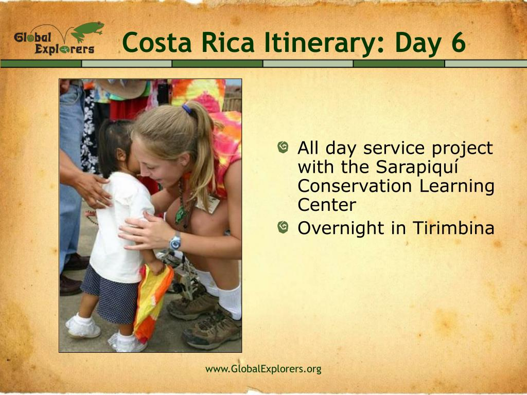 Costa Rica Itinerary: Day 6