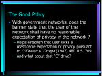 the good policy3