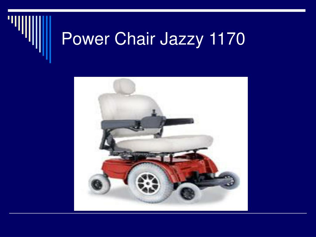 Power Chair Jazzy 1170