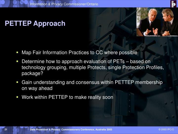 PETTEP Approach