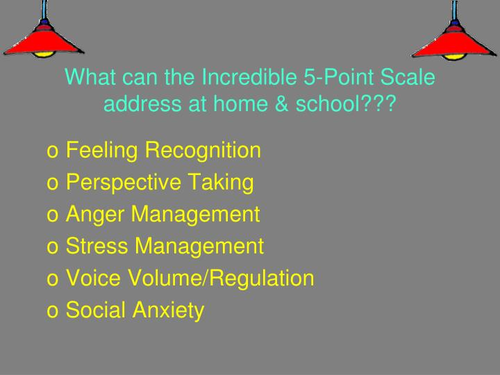 The Incredible 5 Point Scale Template Pictures >> The Incredible 5 ...