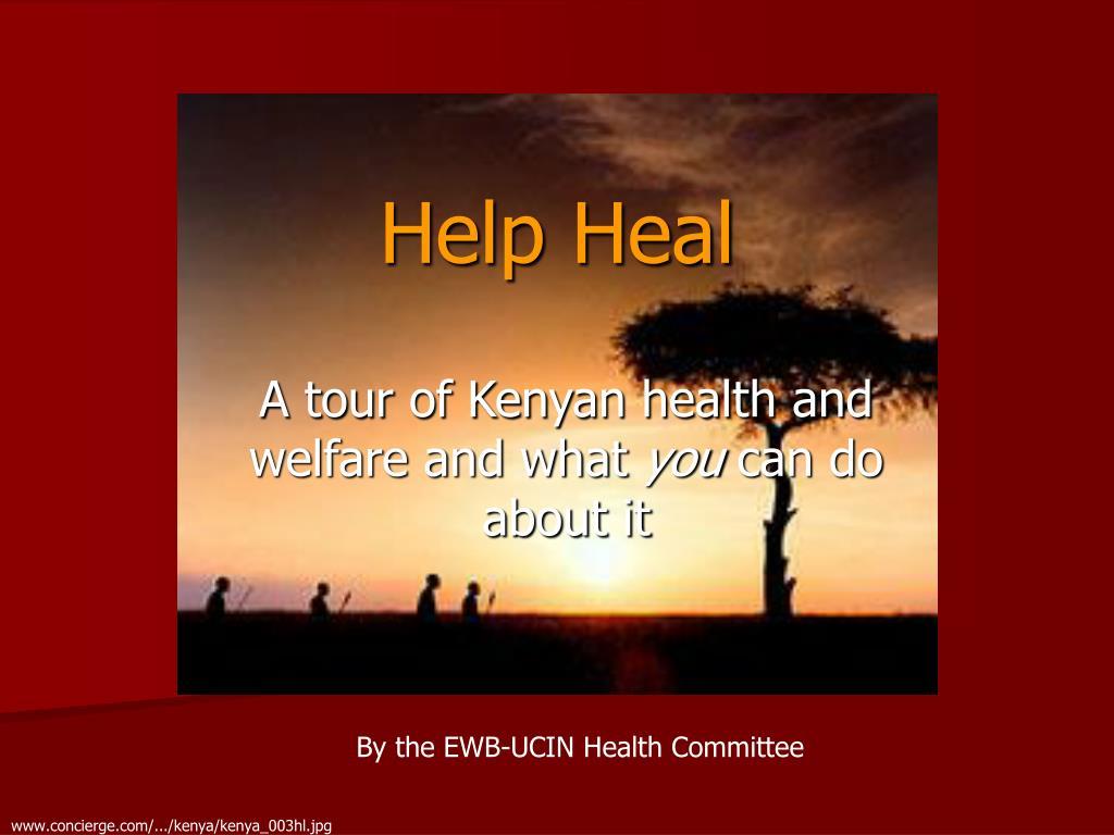 help heal l.