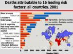 death causes