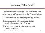 economic value added2