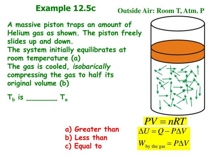 Example 12.5c