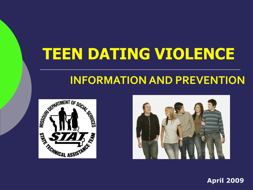 teen dating violence l.