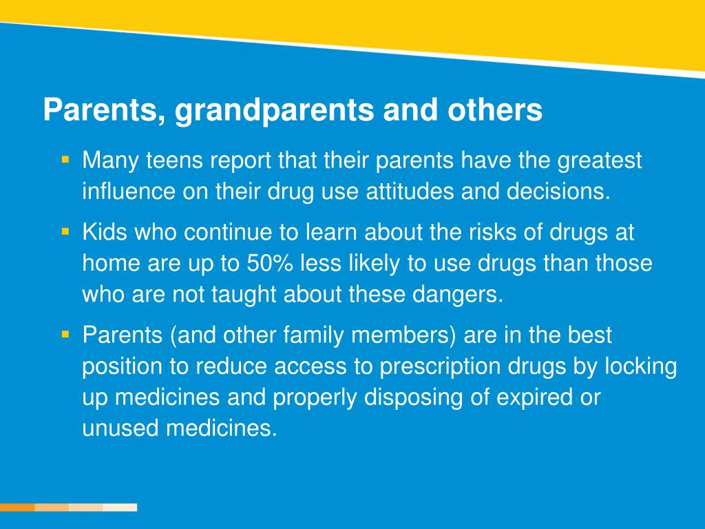 Parents, grandparents and others