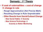 demsetz 1 st thesis7