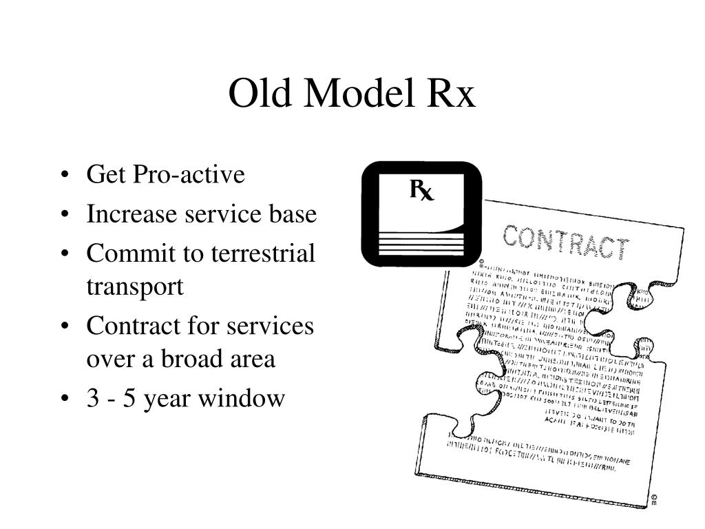 Old Model Rx