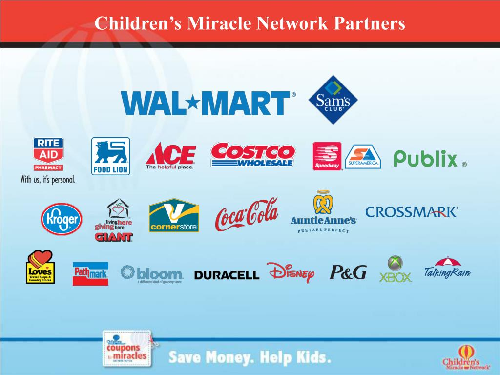 Children's Miracle Network Partners