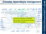 complex dependency management1