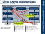 dips radius implementation1