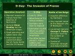 d day the invasion of france1