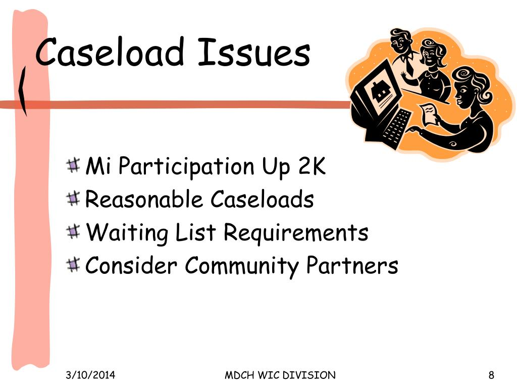 Caseload Issues