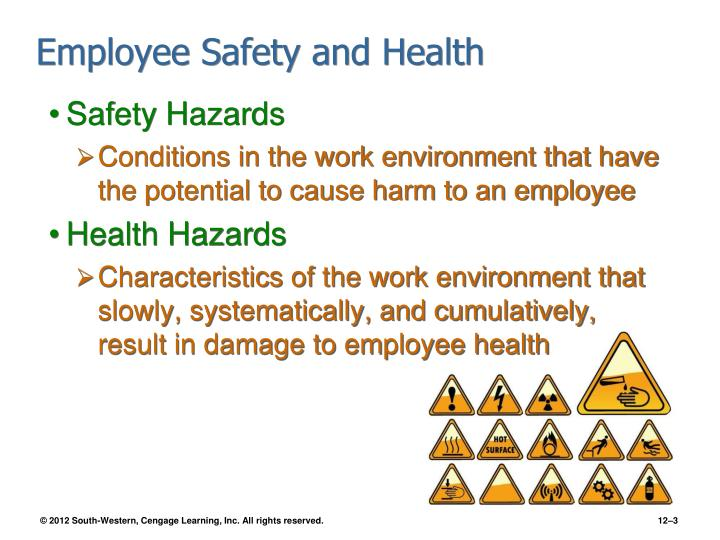 employee safety Employee safety in light of the tragic death involving the department of neighborhood services employee killed in the line of duty on wednesday, march 22, 2017 the department of employee relations (der) has conducted a comprehensive review of departmental policies and practices related to city employees working in the field.