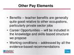 other pay elements