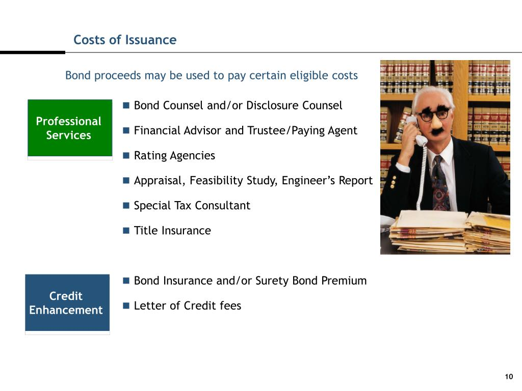 Costs of Issuance