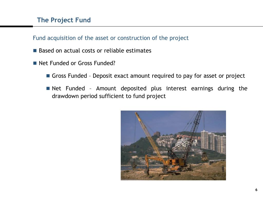 The Project Fund