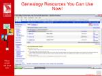 genealogy resources you can use now31