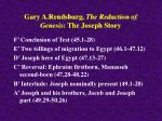 gary a rendsburg the redaction of genesis the joseph story36