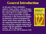 general introduction5