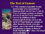 the text of genesis11