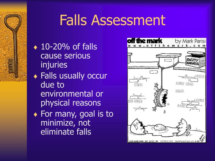 Falls Assessment